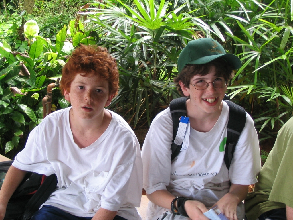 henry-and-will-at-the-kauai-airport-2005